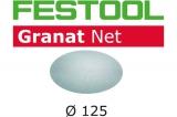 Шлифовальный материал Festool Фестул на сетчатой основе STF Ø125