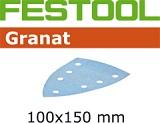 Шлифовальные листы Festool Фестул Granat StickFix Delta