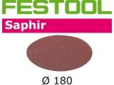 Шлифовальные круги Festool Фестул Saphir StickFix Ø180 мм для жёстких условий применения