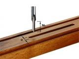 Пазовые однорезцовые фрезы Festool Фестул HS с нижней режущей кромкой, хвостовик 8 мм