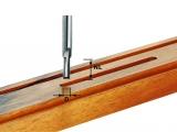 Твердосплавные пазовые фрезы Festool Фестул HW с нижней режущей кромкой, хвостовик 8 м