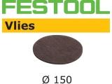 Шлифовальные круги Festool Фестул Vlies StickFix Ø150 мм для подшлифовки