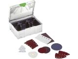 Контейнеры Systainer систейнеры Festool с вкладышами для шлифовальных материалов (Фестул)