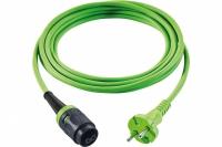 Кабель Festool с разъёмом «plug it», it H05 BQ-F-7,5