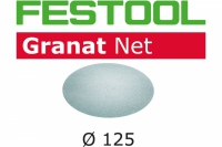 Шлифовальный материал на сетчатой основе STF D125 P80 GR NET/50