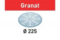 Шлифовальные круги Granat, STF D225/48 P60 GR/25, Festool Фестул 100tool.ru