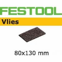 Шлифовальные полоски Festool Фестул Vlies, STF 80x130/0 S800 VL/5