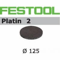 Шлифовальные круги Festool Фестул Platin 2, STF D125/0 S500 PL2/15