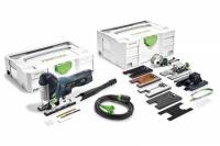 Электролобзик Festool фестул CARVEX PS 420 EBQ-Set
