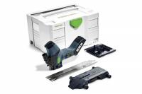 Аккумуляторный резак для раскроя изоляционных материалов ISC 240 Li EB-Basic -Compact Festool, Фестул  100tool.ru