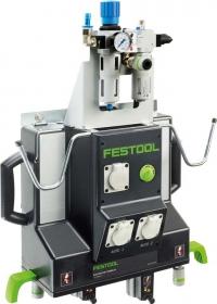 Блок энергообеспечения и пылеудаления Festool Фестул, EAA EW/DW TURBO/M