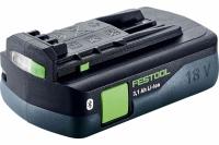 Аккумулятор Festool Фестул BP 18 Li 3,1 CI - 100TOOL.RU