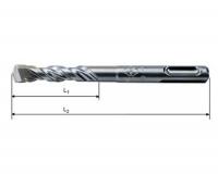 Бур Protool 4PLUS SDS-plus 10х150/210