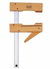 Струбцина HKL40 деревянная Бесси, Bessey – 100tool.ru