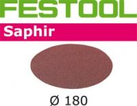Шлифовальные круги Festool Фестул Saphir, STF D180/0 P24 SA/25