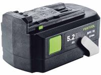 Аккумулятор Festool фестул BPC 18 5.2 Ah-Li Ion