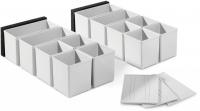 Вставка-ячейка Festool Фестул Set 60x60/120x71 3xFT