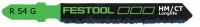 Пильное полотно Festool фестул R 54 G Riff