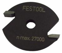 Пазовая дисковая фреза Festool Фестул HM D40x2,8 mm