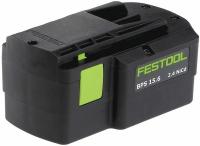 Аккумулятор Festool  фестул BPS 15,6 S NiMH 3,0 Ah