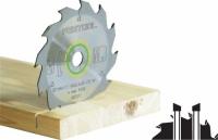 Стандартный пильный диск Festool Фестул 210x2,6x30 W18
