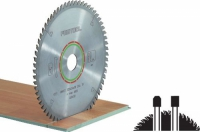 Специальный пильный диск Festool Фестул 210x2,4x30 TF60