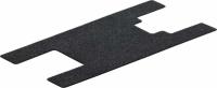 Сменная фетровая накладка Festool фестул StickFix F-STF-PS 420