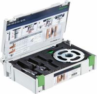Комплект сменных пазовых фрез Festool Фестул Wepla HW KN D20/D24 Set WP/K со сменными ножами