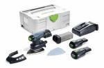 Аккумуляторная дельтавидная шлифовальная машинка DTSC 400 Li 3,1 I-Plus, Festool Фестул