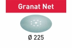 Шлифовальный материал на сетчатой основе Granat Net STF D225 P400 GR NET/25 Festool Фестул