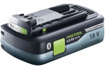 Аккумулятор HighPower BP 18 Li 4,0 HPC-ASI, Festool Фестул