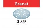 Шлифовальные круги Granat, STF D225/48 P40 GR/25, Festool Фестул