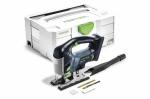 Аккумуляторный маятниковый лобзик CARVEX PSBC 420 Li EB-Basic, Festool Фестул