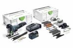 Аккумуляторный маятниковый лобзик Festool Фестул PSC 420 Li 5,2 EBI-Set CARVEX