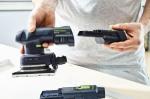 Аккумуляторная шлифмашинка Rutscher RTSC 400 Li 3,1-Plus