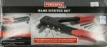 Ручной заклепочный пистолет powerfix hand riveter set  100tool.ru