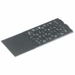 Ламельная шлифовальная подошва Festool Фестул удлиненная, SSH-STF-LS130-LL195