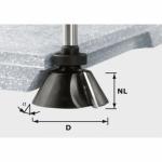 Фреза для профилирования фасок HW с хвостовиком 12 мм, HW D66,5/30° ss S12, Festool Фестул