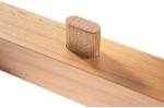Вставной шип DOMINO, древесина Sipo D 5x30/300 MAU Festool Фестул 100tool.ru