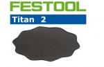 Лепестки шлифовальные Titan2 P3000 SK D36/0, Festool Фестул