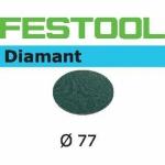 Шлифовальные круги Festool Diamant, STF D 80/0 D500 DI/4