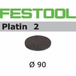 Шлифовальные круги Platin 2, STF D 90/0 S500 PL2/15, Festool Фестул