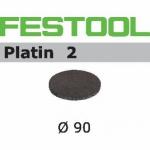 Шлифовальные круги Festool Platin 2, STF D 90/0 S1000 PL2/15