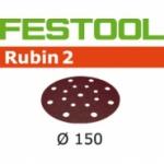 Шлифовальные круги Festool STF D150/16 P80 RU2/50 Фестул