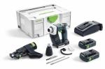 Аккумуляторный шуруповёрт для гипсокартона DURADRIVE DWC 18-4500 Li 3,1-Compact, Festool Фестул