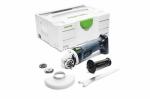 Аккумуляторная углошлифовальная машинка  AGC 18-125 Li EB-Basic, Festool Фестул