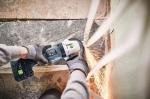 Аккумуляторные углошлифовальная машинка Festool Фестул  AGC 18-125 Li EB-Basic 100tool.ru