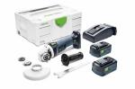 Аккумуляторная углошлифовальная машинка  AGC 18-125 Li 5,2 EB-Plus, Festool Фестул