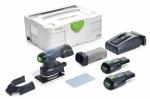 Аккумуляторная шлифовальная машинка Rutscher RTSC 400 Li 3,1 I-Plus, Festool Фестул