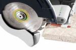 Аккумуляторная дисковая пила Festool Фестул HKC 55 Li 5,2 EBI-Set-SCA-FSK 420 100tool.ru